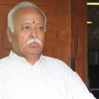 Mohan Bhagwat says 'Not in Race' for becoming President