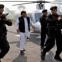 After Mayawati, Akhilesh Yadav talks about grand alliance to fight BJP