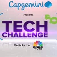 My TV : Capgemini Tech Challenge: Celebrating 50 years.
