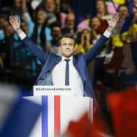 French nationals in Puducherry vote for their Prez