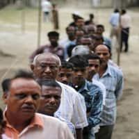 MCD polls: Lt Governor, Kejriwal cast their votes