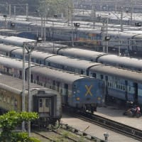 Chidambarams criticism on railways is right but only partially