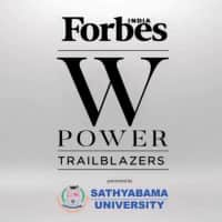 My TV : Forbes India's W-Power Trailblazers: Bringing women to the forefront
