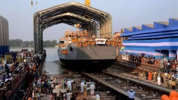 Garden Reach Shipbuilders to focus on repairs & lowering material costs to boost margin