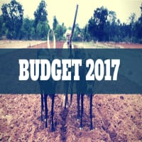 Union Budget 2017-18: Agri credit raised to record Rs 10 lakh cr in FY18