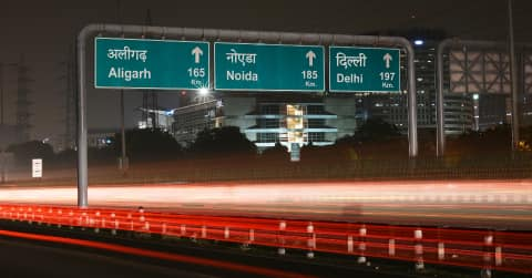 Noida-Greater Noida Expressway: Creating new property destinations