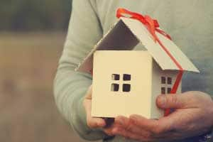 Stamp duty and tax, on gift of property