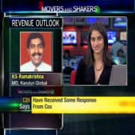 Will top rev guidance of Rs 800cr this yr: Karuturi Global
