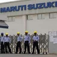 Maruti Suzuki shrs up as co to resume Manesar ops next week