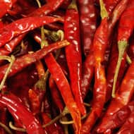 As on February 15 2017, in Andhra Pradesh, Rabi red chilli