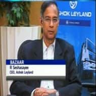 Commodity price moderation the only rescue: Ashok Leyland