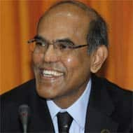 Taking away capital mgmt from RBI not advisable: Subbarao