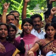 Telangana protest: Hyderabad turned into a fortress