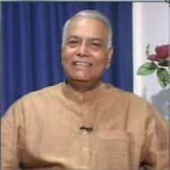 Yashwant Sinha writes to FM, calls SUV tax discriminatory