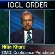 IOCL's new order swells book to Rs 270cr: Confidence Petro