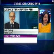 Termination fee amount will add to Q1 FY12 profits: Godrej