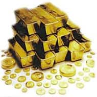 Gold shines in Muhurat trade; silver loses lustre