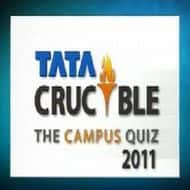 Tata Crucible Campus Quiz 2011: The Grand Indian finale